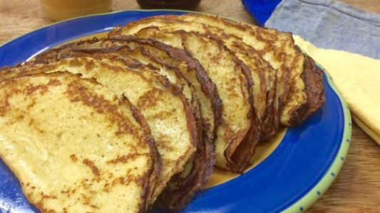 Easy Swedish Pancakes