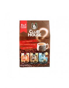 Shake Club House White Coffee Gift Box