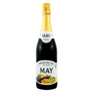 Jus May Sparkling Juice – Fruit Cocktail 750 ml