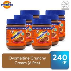 Ovomaltine Crunchy Cream 240g 6pcs