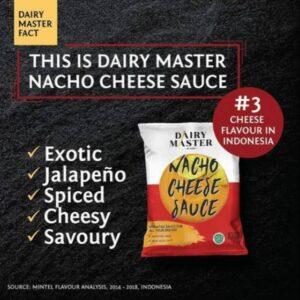 Kerry Cheese Dairy Master Nacho Cheese Sauce Saus Keju 1kg