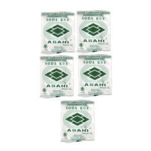 Baking Soda Kue Sodium Bicarbonate Asahi Jepang Sachet 40 gram