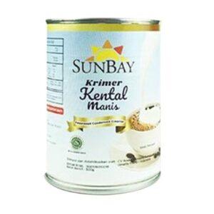 Sunbay Krimer Kental Manis 500 gram